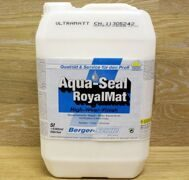 Масляно-водный лак Berger Aqua-Seal Royal Mat (Германия)